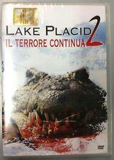 LAKE PLACID 2 - IL TERRORE CONTINUA - DVD