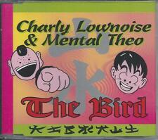 CHARLY LOWNOISE & MENTAL THEO - The Bird CDM 3TR Happy Hardcore 1995 (EMI)