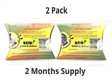 2 PACK! Autentica Semilla de Brazil 100% Original/ Fat Burner/ Original Stamps!