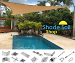 The Shade Sail Shop