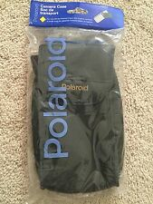 New Polaroid Camera Case New In Packaging Black