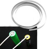 5M 8mm*0.15 Pure Ni Plate Nickel Strip Tape Li 18650 26650 Battery Spot WeldiRI