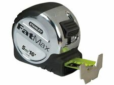 Stanley STA533886 FatMax 5m 16ft Tape Measure 32mm Blade 5-33-886 New