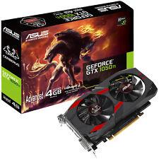 ASUS GeForce® GTX 1050 Ti Cerberus Advanced 4GB (90YV0A75-M0NA00) (NVIDIA, Grafi