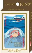 Studio Ghibli PONYO Playing Cards