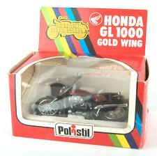 Vintage Polistil (Italy) 1:15 Honda GL 1000 Gold Wing Motorcycle MS615 *NMIB*