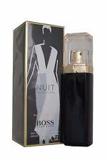 HUGO BOSS NUIT POUR FEMME RUNWAY EDITION Eau de Parfum edp 75ml.