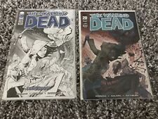 Walking Dead #100 Ryan Ottley Comixology Sketch Variant 1st Negan Color Included