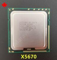 Intel Xeon X5670 SLBV7 2.93GHz LGA 1366 Socket B Six Core CPU Processor