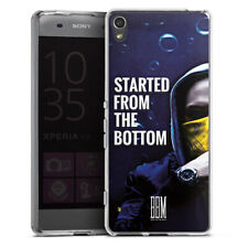 Sony Xperia XA Silikon Hülle Case - Started from the bottom