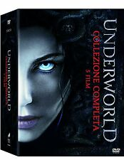 UNDERWORLD - Complete Collection (5 DVD) con Kate Beckinsale
