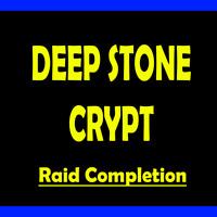 Deep Stone Crypt Full Raid + Secret Chests - (PS4/PS5 & PC)