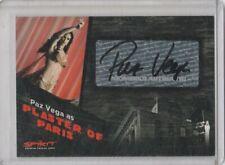 Inkworks The Spirit Paz Vega as Plaster of Paris Autograph Card