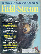 8/1967 Field and Stream Magazine