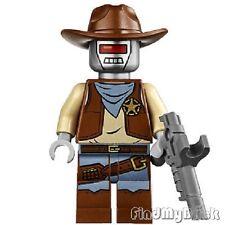 M305G13 The Lego Movie Deputron Minifigure & Blaster Gun 70800 NEW