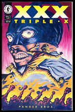 XXX & lttriple X & gt us Dark Horse Comics vol.1 # 1of7/'94 Paper Pack