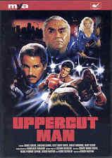 Uppercut Man (1987) DVD MYA Sergio Martino Ernest Borgnine Giuliano Gemma