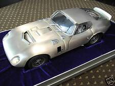 SHELBY COBRA DAYTONA ESTAÑO FIN PEWTER 1/12 FRANKLIN MINT coche miniatura