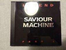 SAVIOUR MACHINE - LEGEND PART I. CD