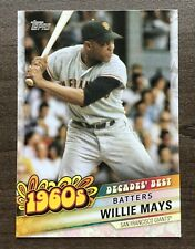 2020 Topps Series 2 Decades Best Insert ~ Pick your Card