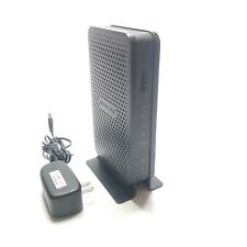 NETGEAR C3000 Wifi Cable Modem Router with USB & Power Adapter