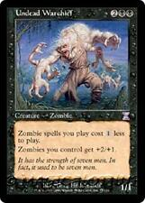 UNDEAD WARCHIEF Time Spiral Timeshifted MTG Black Creature — Zombie