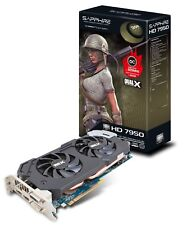 AMD Sapphire Radeon HD 7950 Dual X 3GB DDR5 11196-19-20G with Boost PCI-E Card