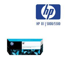 HP 81 DYE Cyan Patrone C4931A (4931)  _(15)