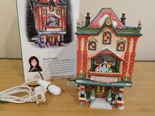 Dept 56 North Pole - Marie's Doll Museum - Nib