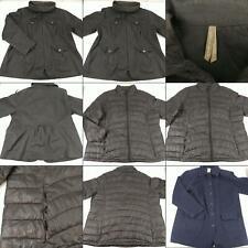 Lot 3 Womens Fashion Jackets Coats Size 1X Lightweight Puffer Fall Winter Bundle