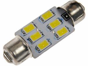 For Pontiac Firebird Dome Light Bulb Dorman 31689ZC