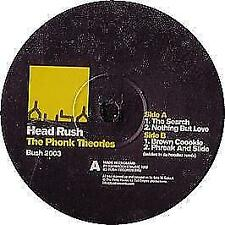 "Rush Techno & Industrial 12"" Singles"
