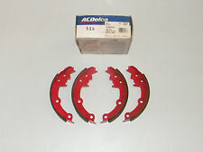 Delco Brake Shoes 85 - 92 Ciera Celebrity 6000 82-89 Century 85-86 Electra 552