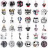 Cartoon 925 European Sterling Animal Silver Charms Bead for Bracelet Chain