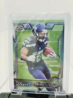 TYLER LOCKETT 2015 Topps Chrome #178 Rookie RC Seattle Seahawks