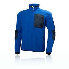 Cappotti e giacche da uomo lunghi blu scollo con cerniera