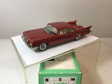 Western Models Kim's Classic No.1-1960 Chrystler 300 F 1:43 Scale
