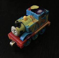 Thomas & Friends Take-N-Play Along Collector Thomas 2014 Paint Splattered T26