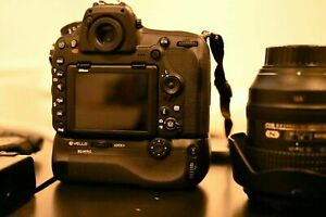 Nikon D850 45.7 MP with extras