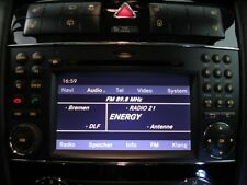 Mercedes Comand APS NTG 2.5 Navigation - Reparatur DVD-Laufwerk (Single/Einzel)