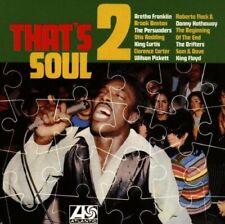 That's Soul 2 (Atlantic) Aretha Franklin, Brook Benton, King Floyd, Sam &.. [CD]