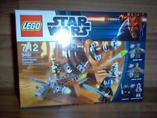 Lego - Star Wars - Set 9491 - Geonosian Cannon / 2012 Neuf Rare