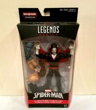 HASBRO MARVEL LEGENDS ABSORBING-MAN B.A.F SERIES MORBIUS(MICHAEL MORBIUS) W/ARMS