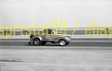 Gasser / Fuel Altered Dragster - Vintage 35mm Race Negative