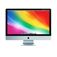 "Apple iMac 27"" Desktop - Intel Core i5 3.1Ghz 8GB 1TB MC814LL/A A1312"