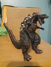 Neca Godzilla Atomic Blast Figure Great Shape No Box. 12 in. from head to tail!