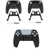 Upper Lower Face Case Cover Frame Handle Housing Shell for PS5 Game Controller