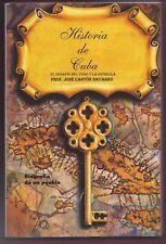 Libro La historia de Cuba. El desafío del yugo y la estrella.