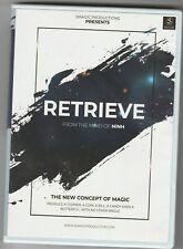 Smagic Productions presents Retrieve Video download + Materials Magic Trick