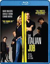 The Italian Job Blu-ray 2003 Mark Wahlberg